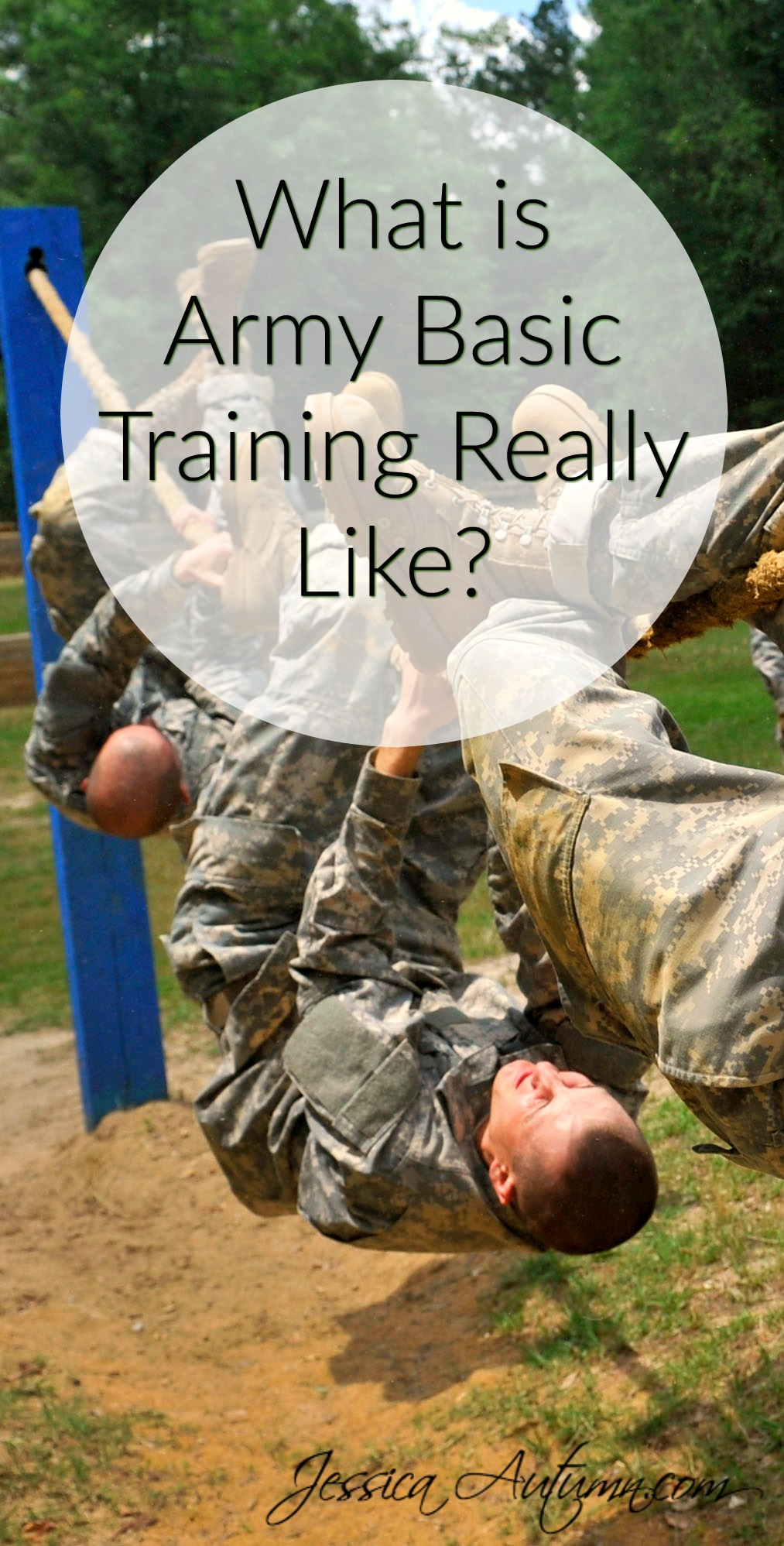 What Is Army Basic Training Really Like? I've been thinking about going joining the military lately, but I've been pretty nervous. This article really helped me to know what to expect. Becoming a soldier would be so awesome!