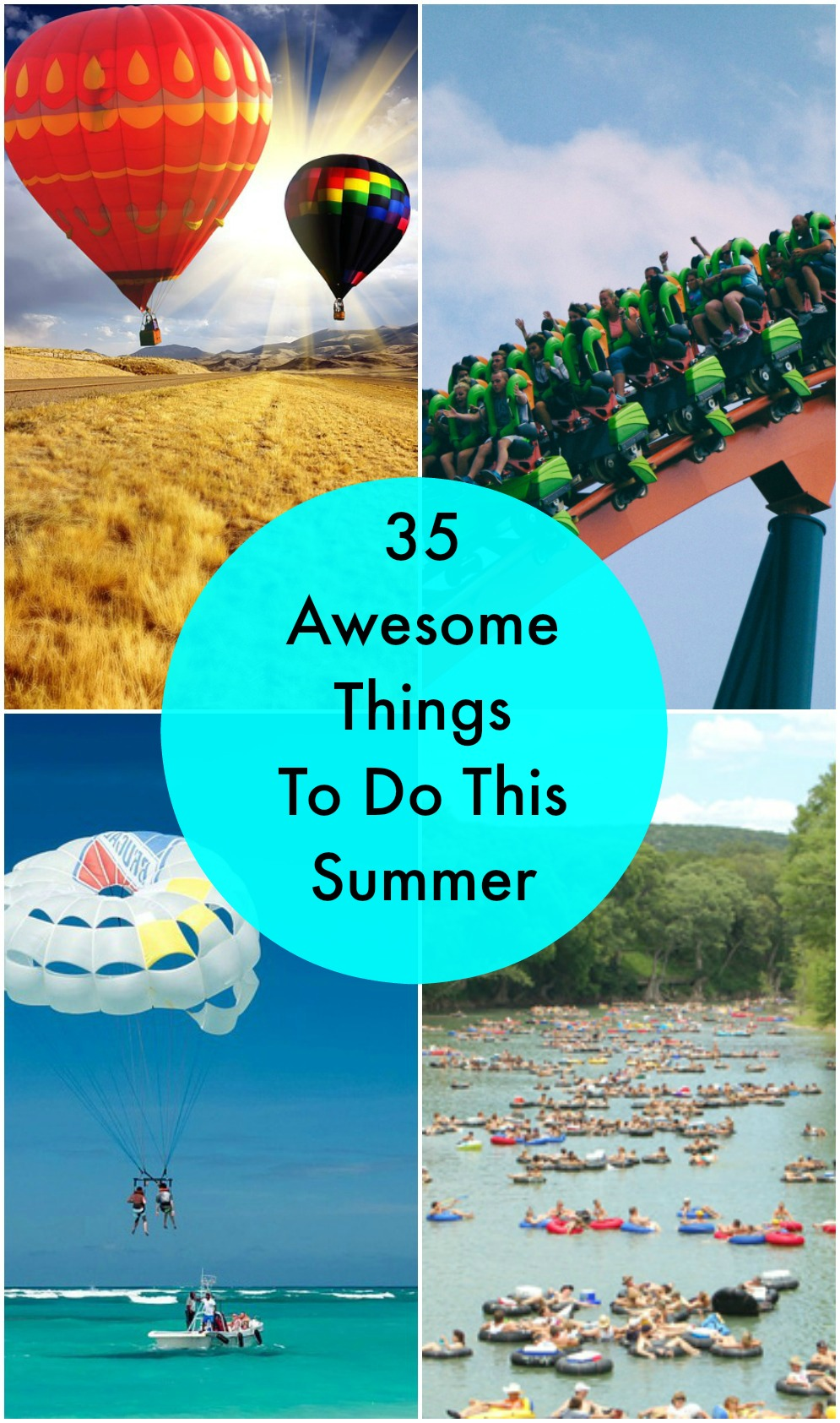 35 Awesome Things To Do This Summer. Such an amazing list! I honestly ...