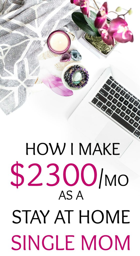 aa0e552c04 How I Made $2300 From Home Last Month. So many people are looking for ways