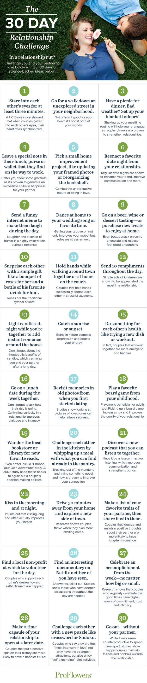 8 Awesome Free Challenges That Will Improve All Areas Of Your Life. I love how this post includes so many aspects of life! The fitness and health challenges are great, but I really like how there is a relationship, money, and parenting challenge included. Definitely pinning this for later!