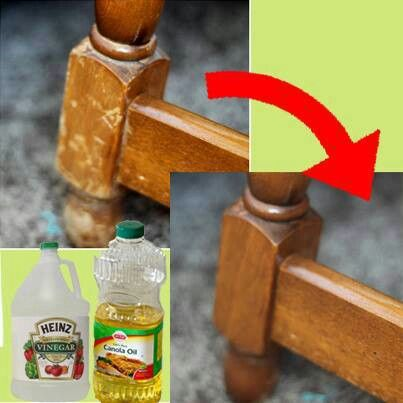DIY Wood Polish Recipe