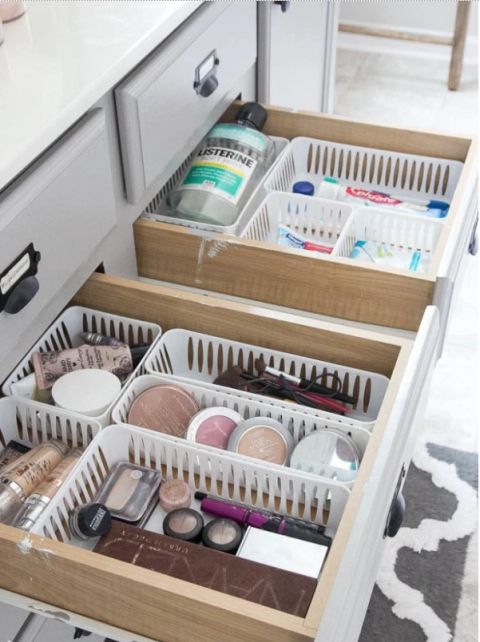 Drawer orginzation hack